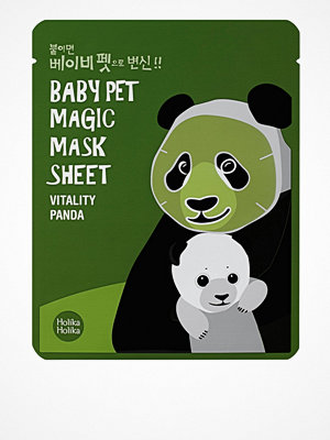 Ansikte - Holika Holika Baby Pet Magic Sheet Mask Panda