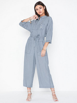 Lee Jeans Wide Leg Jumpsuit