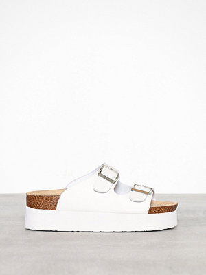 Duffy Platform Slipper Vit