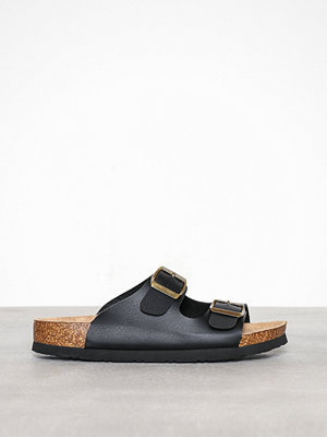 Duffy Slipper Svart