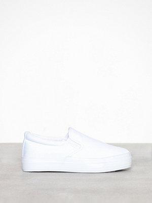 Duffy Basic Slip-On Sneaker Vit