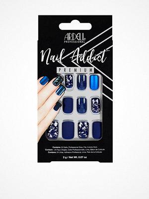 Naglar - Ardell Nail Addict Blå