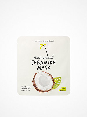 Ansikte - Too Cool For School Coconut Ceramide Mask