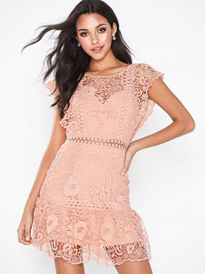 Love Triangle Lace Dress