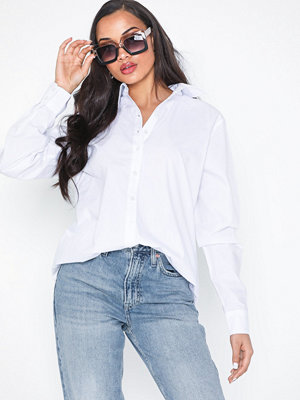 Skjortor - NLY Trend Sharp Oversized Shirt