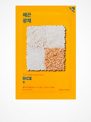 Ansikte - Holika Holika 2-Pack Pure Essence Sheet Mask Rice
