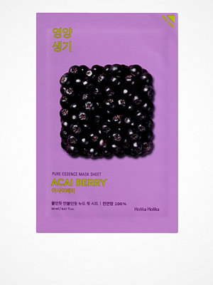 Ansikte - Holika Holika 2-Pack Pure Essence Sheet Mask Acai