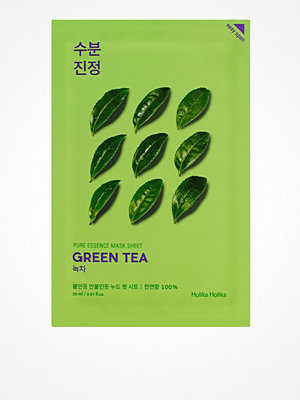Ansikte - Holika Holika 2-Pack Pure Essence Sheet Mask Green Tea