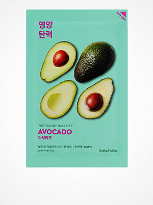 Ansikte - Holika Holika 5-Pack Pure Essence Sheet Mask Avocado