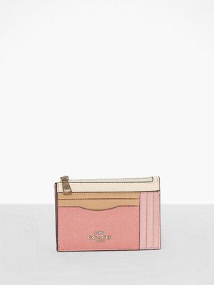 Plånböcker - Coach Colorblock Large Flat Card Case