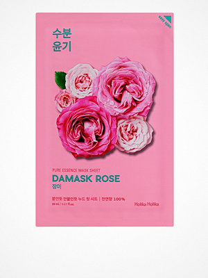 Ansikte - Holika Holika 5-Pack Pure Essence Sheet Mask Damask Rose