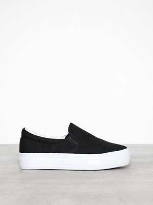 Duffy Basic Slip-On Sneaker Svart