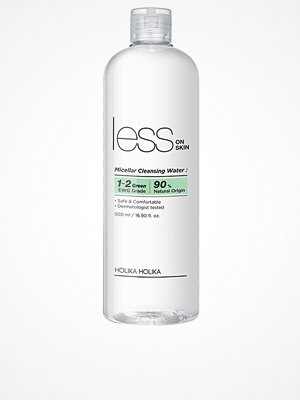 Ansikte - Holika Holika Less On Skin Micellar Cleansing Water 500ml