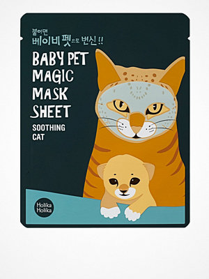 Ansikte - Holika Holika Baby Pet Magic Sheet Mask Cat