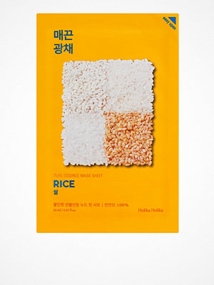 Ansikte - Holika Holika 5-Pack Pure Essence Sheet Mask Rice