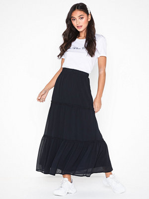 Only onlSTAR Chiffon Skirt Wvn