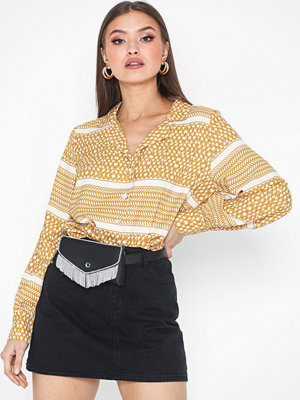 Only onlATHENA L/S Shirt Wvn