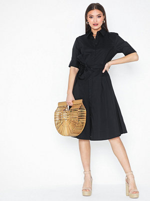 Lauren Ralph Lauren Finnbarr-Short Sleeve-Casual Dress