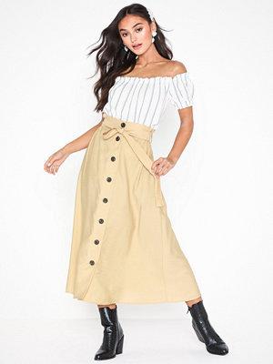 Pieces Pcelsa Hw Long Skirt D2D