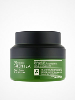 Ansikte - TONYMOLY Tonymoly The Chok Chok Green Tea Watery Cream 60ml