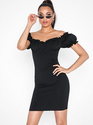 NLY One Bardot Frill Dress