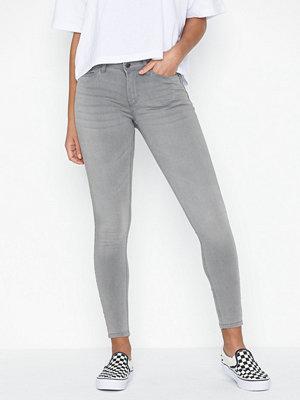 Jeans - Jacqueline de Yong Jdyjake Skinny Rw Grey Dnm Noos