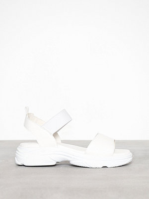 Duffy Dad Sandals Vit