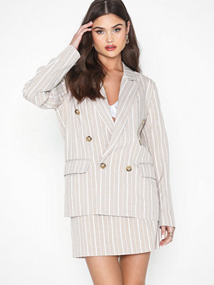 NLY Trend Soft Striped Blazer