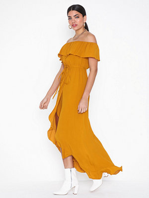 River Island Bardot Maxi Dress