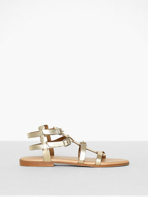 Bianco BIACAIA Leather Sandal