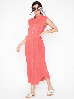 Polo Ralph Lauren Sl Stnfrd Dr-Sleeveless-Casual Dress