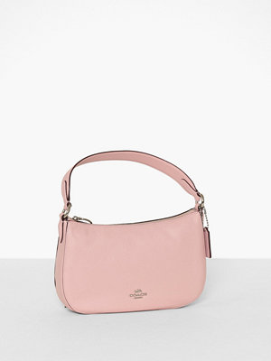 Coach gammelrosa axelväska Polished Pebble Leather Sutton Crossbody
