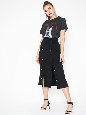 NLY Trend Button Up Skirt