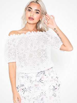 Pieces Pccammea Ss Off Shoulder Top