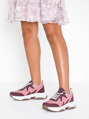 NLY Shoes Brilliant Sneaker Rosa