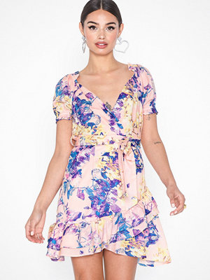 Kiss The Sky Floral Escapade Dress