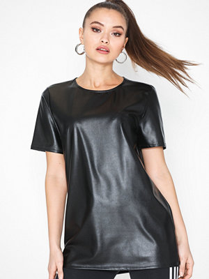 NLY Trend PU Oversize tee