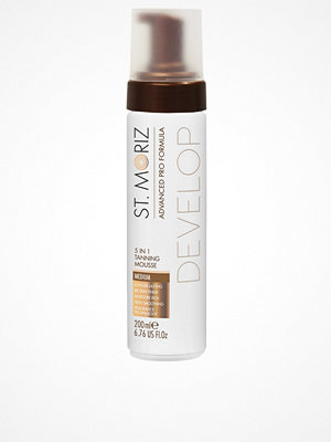 Solning - St Moriz Advanced 5 in1 Tanning Mousse 200 ml Medium