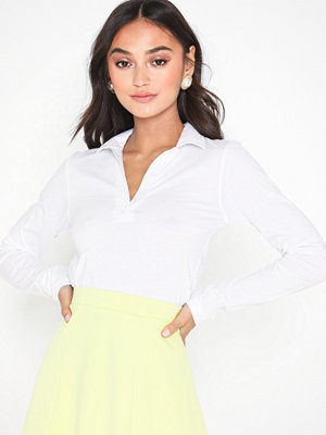 Missguided Polo Crop Top