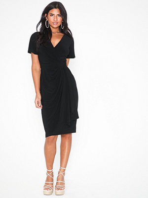 Lauren Ralph Lauren Brayson-Short Sleeve-Day Dress