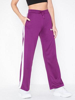 Reebok Classics lila byxor Cl Trackpants