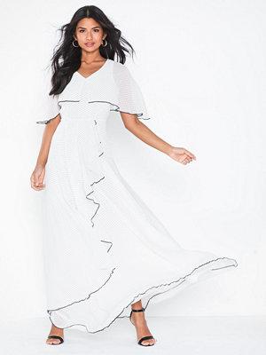 Festklänningar - True Decadence Ladies Dress Flounce