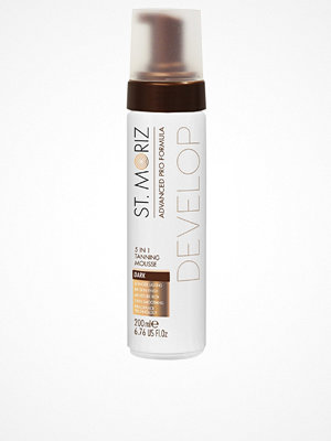 Solning - St Moriz Advanced 5 in1 Tanning Mousse 200 ml Dark