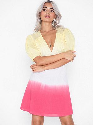 NLY Trend Dip Dye Dress