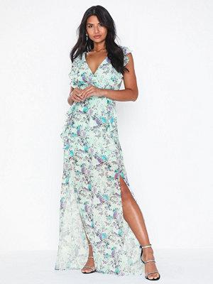 TFNC Flower Maxi Dress