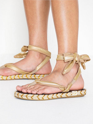 Nalho Karabi Sandal Metallic