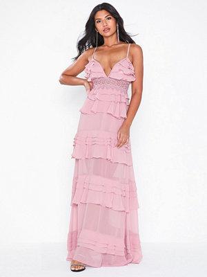 Festklänningar - True Decadence Frill Dress