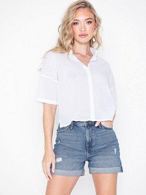 Shorts & kortbyxor - Lee Jeans Mom Short Get Trashed