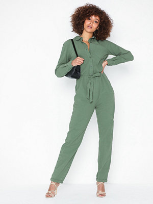 Jumpsuits & playsuits - Vero Moda Vmfoley Ls Boilersuit Ki