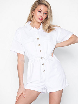 NLY Trend Workwear Playsuit